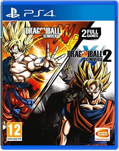 Jogo Dragon Ball Xenoverse XV / Xenoverse 2 ( 2 Full Games) - PS4