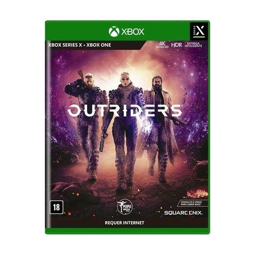 Jogo Outriders - Xbox One/Series X