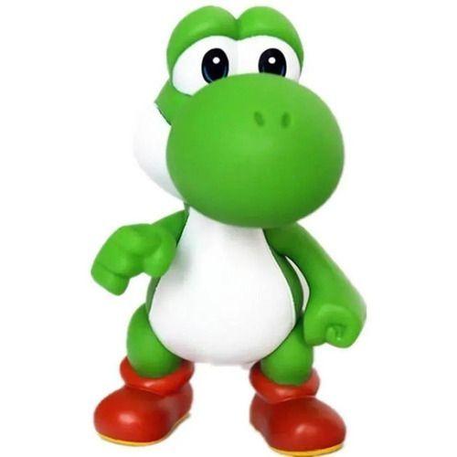 Boneco Colecionável Super Mario - Yoshi