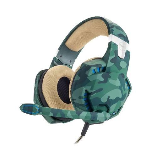 Headset Special Forces Camuflado Verde - Dazz Gamer