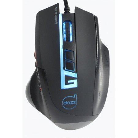 Mouse Gamer Moba Pro 5000DPI USB - Dazz