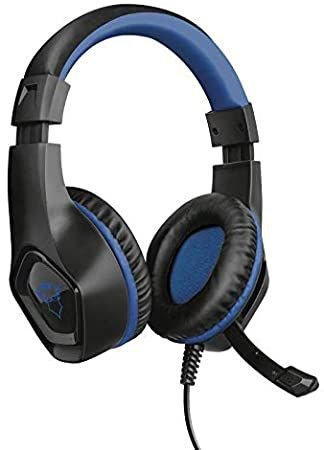 Headset Gamer Ravu GXT307B Trust - Trust
