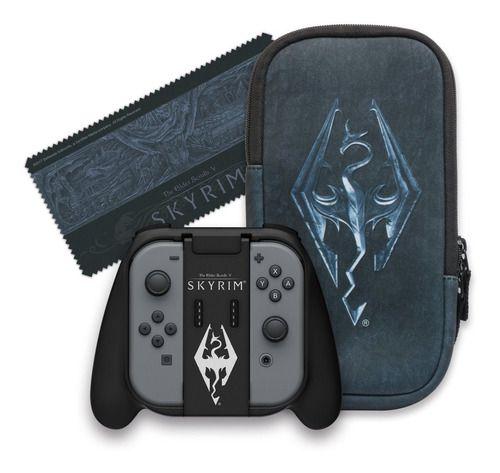 Case para Switch Skyrim: The Elder Scrolls V - Nintendo