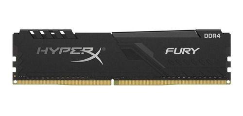 Memória Hyperx Fury 8gb DDR4 - 2666 - Mhz