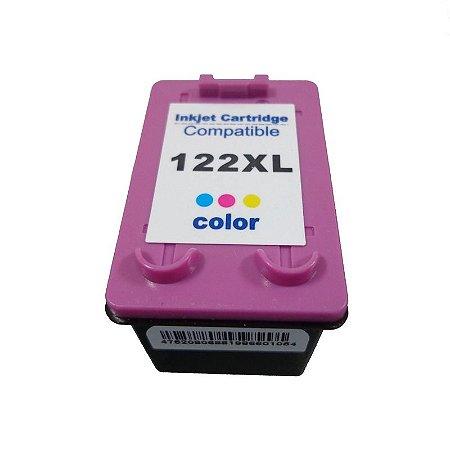 Cartucho Compativel Hp 122XL Color