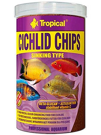 Ração Tropical Cichlid Chips