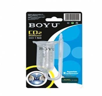 Difusor de CO2 de vidro Boyu para aquário plantado CO-150