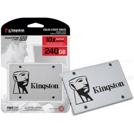 SSD 240GB KINGSTON UV 400