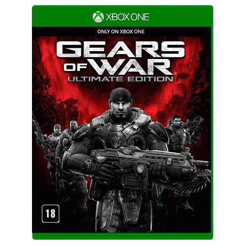 JOGO XBOX ONE - GEARS OF WAR ULTIMATE EDITION