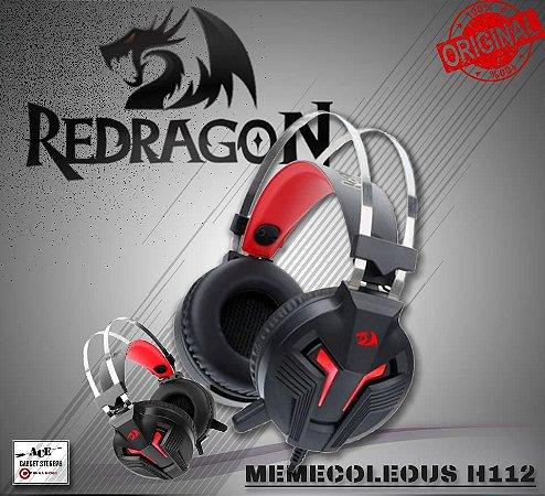 HEADSET MEMECOLEOUS REDRAGON H112