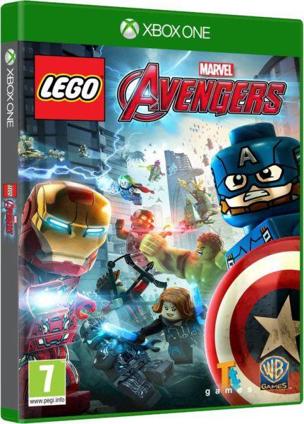 JOGO XBOX ONE - LEGO MARVEL AVENGERS