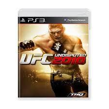 JOGO PS3 - UFC UNDISPUTED 2010 (USADO)