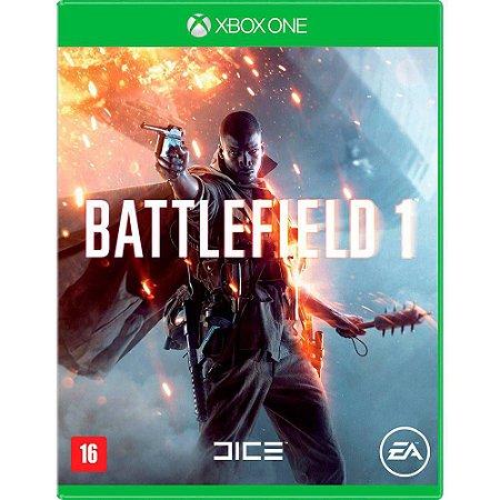 Jogo Xbox One - Battlefield 1 (Usado)
