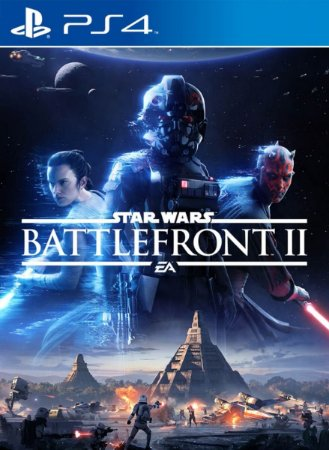 Jogo Ps4 - Star Wars Battlefront II