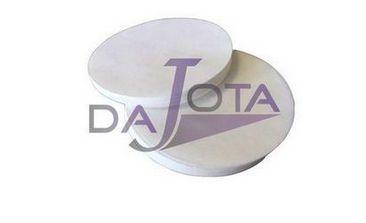 Papel Filtro Gramatura 80g, Qualitativo Diametro De 120 Mm Cx Com 100 Folhas