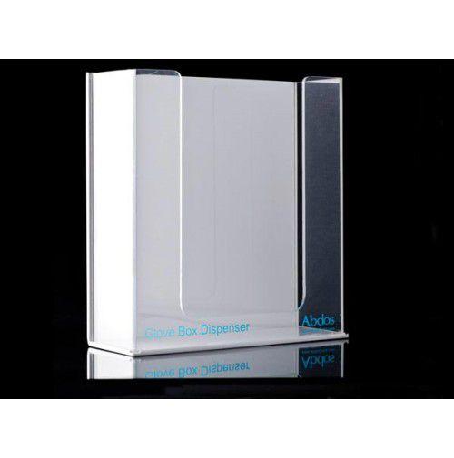 Glove box holder 2 place acrilico abdos P70302  - box para luvas com 2 espacos