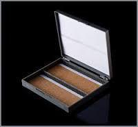 Slide Storage box 25 place  caixa para laminas abdos P90103