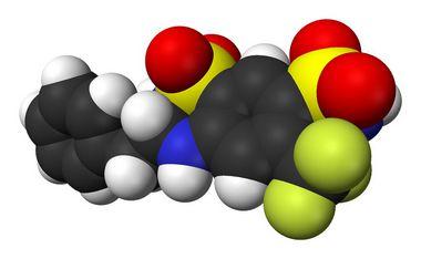 [73-48-3]Bendroflumethiazide1GR