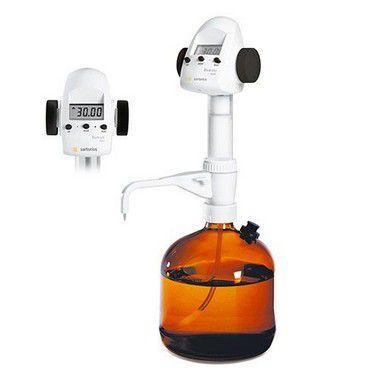 bureta digital eletronica de 50 ml autoclavavel, com adaptadores para frasco fabricacao VWR/USA pk 01( SEM FRASCO)