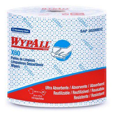 Wiper Wypall X60 Azul