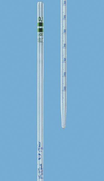 PIPETA SOROLÓGICA BRAND 0,2/0,002ml GRADUADA - REF. 27704 CX. C/ 6 UN.
