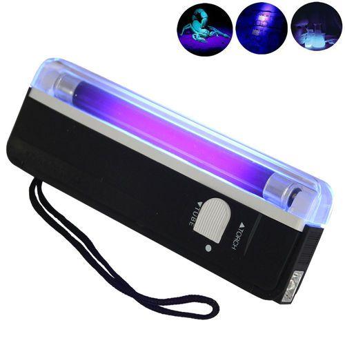 Lanterna UV para até 365NM usada para fluorescencia