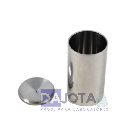 Picnômetro em Aço Inox Polido