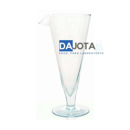 Calice sem Graduação 1000 ml em  Vidro