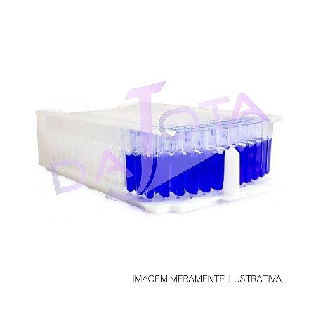 Multicubeta Com 12 Poços Rack Com 15 Unidades