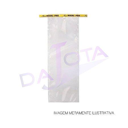 Saco Estéril Sem Tarja De Identificação 1065 Ml Pacote Com 500 Unidades