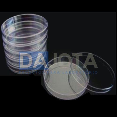 Placa De Petri Em Ps, Descartavel 60x15 Esteril Pcte De 10 Pcs