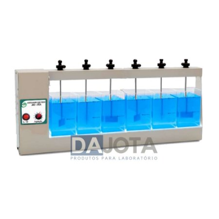 Agitador Jar Test Analógico AG - JTA