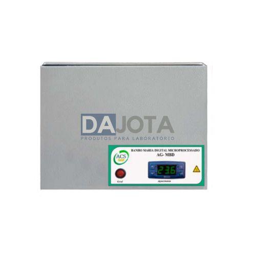 Banho Maria Digital 100°C Precisão ± 0,5°C AG–DMB