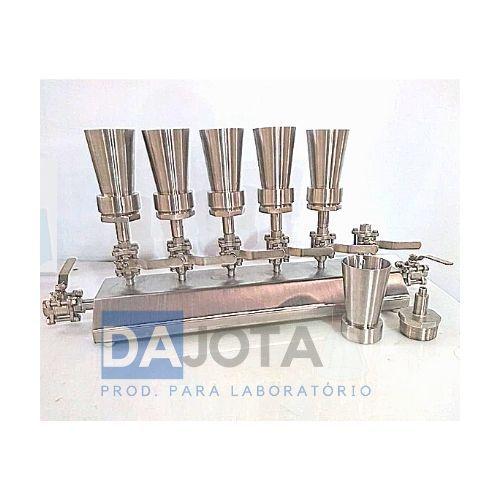 Manifold de Filtração para Laboratório AG-M