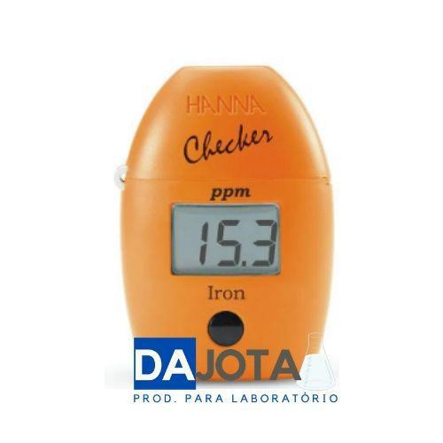 Fotômetro De Bolso Para Medição De Ferro