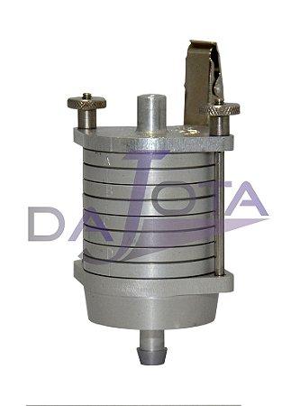 Impactador em Cascata Sioutas , com pontos de corte 2.5um, 1.0um, 0.5um, 0.25um - Marca: SKC