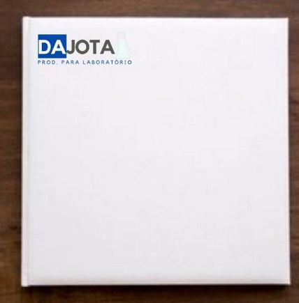 Papel Filtro, Qualitativo,Quadrado 60 X 60 Cms, Gramatura 80g Pacote 100 Folhas.