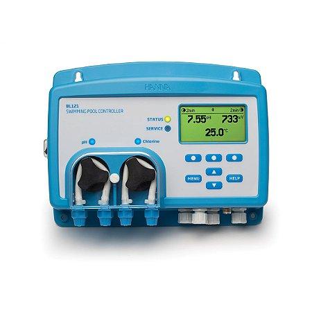 Controlador de Piscinas & Spas – pH/ORP/Temperatura