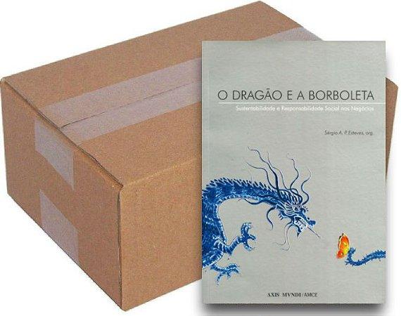 ATACADO - O Dragão e a Borboleta - Sérgio A. P. Esteves, org.