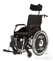 Cadeira de Rodas Ágile Reclinável Jaguaribe