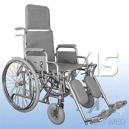 Cadeira de Rodas Comfort Praxis Modelo: CJ-8B250SEF-FR