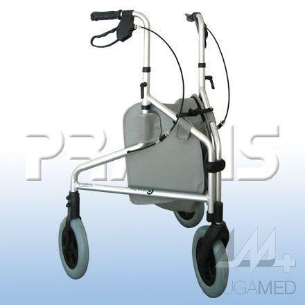 Andador com 3 rodas Comfort Modelo: SL-309