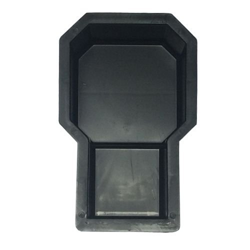 Forma Plástica Raquete Decor Tijolo Bloquete 25x10x8cm FP019
