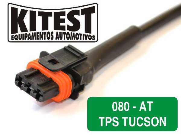 Cabo Utilizado Testar TPS da Tucson CAB-080.AT
