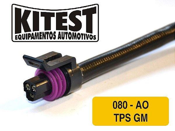 Cabo Utilizado Testar TPS GM CAB-080.AO