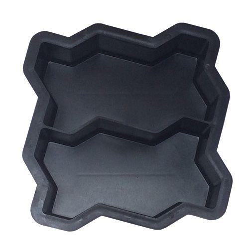 Forma Piso Dupla Paviees 24x10x8 Geminada - FP020