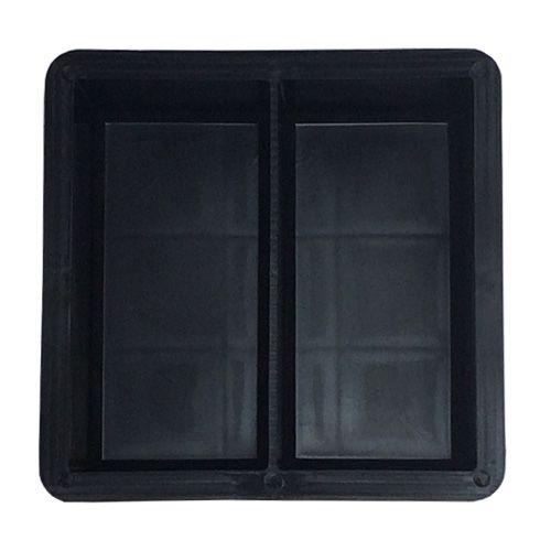Forma Peyver Dupla em PVC 25x12,5x8cm Geminada FP054