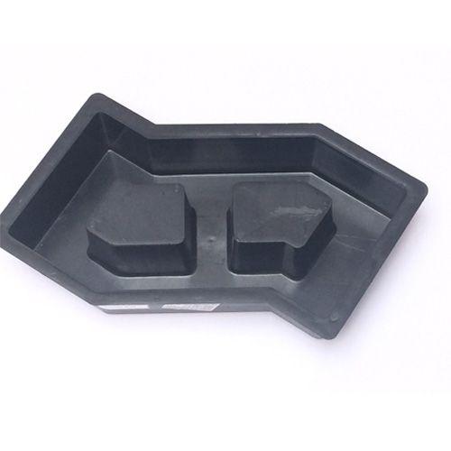 Forma Plástica Pisograma Esquerdo Tipo S 29x15x6cm - FP058