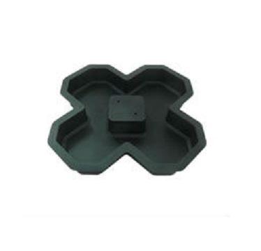 Forma Concregrama X4 Pontas 3 34x34x4,5cm - FP135