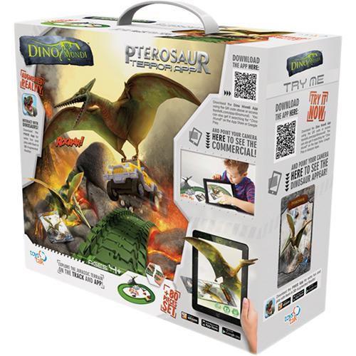 Dino Mundi Desafio Dinossauro Pterossauro 80 Peças - Fun 7973-5